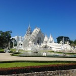 White Temple in Chiang Rai thumbnail