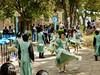 Revoleando polleras, al son de guitarras, bombo y violín (pepelara56) Tags: folclore danza baile niños fiesta