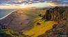 Dyrhólaey (P8041892_P8041894-3 images_1280) (dr_cooke) Tags: dyrhólaey islandia iceland cliff sunset puesta de sol beach playa