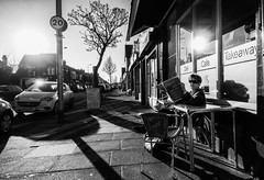 Cafe Society (teltone) Tags: waterloo sefton liverpool uk winter shoplocal home culture street merseyside fab afternoon sony sonyrx100mkiv rx100