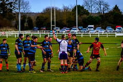Witney 3's vs Swindon College-1057