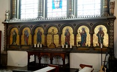 [48681] St George the Martyr, Holborn : Altar & Reredos (Budby) Tags: london londonboroughofcamden holborn church bloomsbury altar reredos