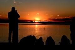 Il sole sta calando (luporosso) Tags: natura nature naturaleza naturalmente nikon iamdifferent luporosso rossolupo alessandroloschiavonikonitalia vento burano venezia italia italy tramonto sunset controluce silhouette siluetas