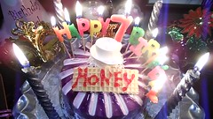 """Happy Birthday"" 2 my lil Love... (Sandeep Kkumar) Tags: 7th feb birthday party music alba honey love 365 days cake"