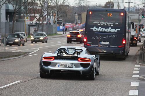 Porsche Platz.