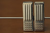 Clamps (arbyreed) Tags: arbyreed clamps pegs clothespins clothesclamps close closeup metal metalictones