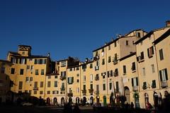 Lucca (claudio malatesta) Tags: lucca lucques italia italie italy anfiteatro amphiteatre fuji fujifilmxt10 claudiomalatesta