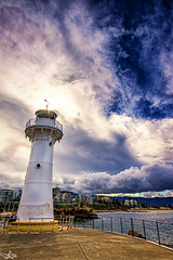 The Old Lighthouse (e0nn) Tags: steveselbyphotography steev steveselby pentax pentaxk3 ricoh hdr lightroom lighthouse wollongong harbour