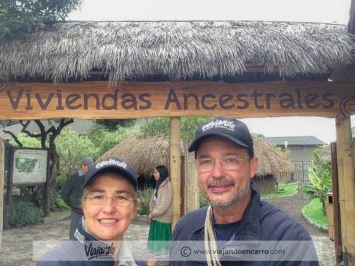 mitad del mundo viviendas ancestrales