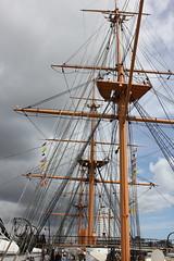 IMG_2152 (Skytint) Tags: hmsvictoria hmswarrior docks portsmouth hampshire england 2012