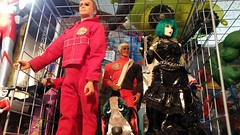 Toy Room Six Million Dollar Man (CMUltra) Tags: girls cg bionic kenner beanie takara cy mattel hushpuppies steveaustin sixmilliondollarman pulsarr