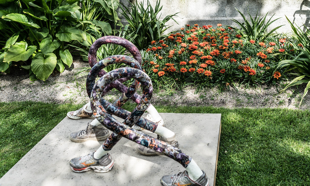 SCULPTURE IN CONTEXT 2015 AT THE NATIONAL BOTANIC GARDENS [UNOFFICIAL PREVIEW] REF-107333