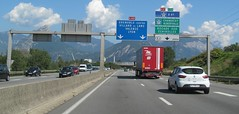 A480-7 (European Roads) Tags: france alps grenoble autoroute a480