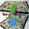 Robot nappy wallet (The_Motherknit) Tags: sewing robots nappies wahm nappywallet