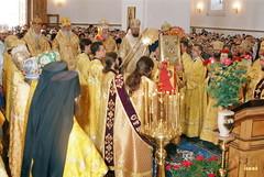 072. Consecration of the Dormition Cathedral. September 8, 2000 / Освящение Успенского собора. 8 сентября 2000 г