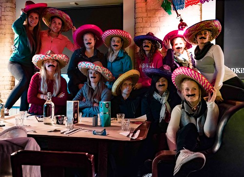 THE BEST NIGHT EVER AT THE HUNGRY MEXICAN [BODKINS ON BOLTON STREET]-108668