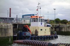 Ships of the Mersey - Vital Car Met Tugs (sab89) Tags: car ships met tugs mersey vital