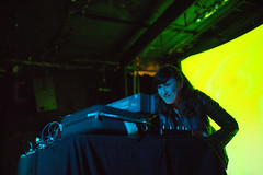 RAICA (kexplive) Tags: seattle livemusic electronic decibel rebar kexp decibelfestival raica victoriaholt