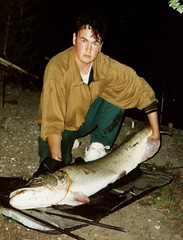 The Summer Of 1989 Full Moon (Kibsee) Tags: pikefishing pikeangling bigpike kibsee fishing angling  drkibble