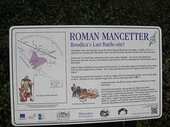 151009_18 (Bushy Park Boy) Tags: walking canals warwickshire midlands longwalks boudica onlyconnect coventrycanal informationpanel mancetter b2e beestontoexeter