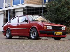 My former Škoda 136 Rapid (Skitmeister) Tags: xr86db skitmeister skoda136 skodarapid skodagarde skoda130coupé škoda skoda