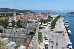 Trogir (green_lover (your COMMENTS are welcome!)) Tags: trogir croatia town architecture history view fromabove travels unesco cityscape friendlychallenges