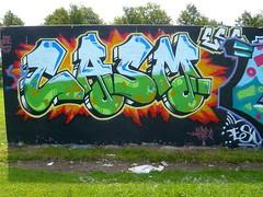 Graffiti Archives Prinsenpark (oerendhard1) Tags: urban streetart art graffiti rotterdam archives prinsenpark casm