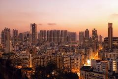 Sham Shui Po at dusk (samuel.w photography) Tags: night landscape hongkong fujifilm samuelslphotography x100t