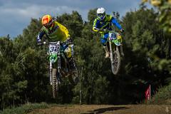 #32 vs #9 (F. Peter Blank) Tags: sport cross 9 motocross mx 32 adac sbs motorrad 2015 essenbach fpb peterblank beedaaah fpbphotpgraphy ferdinandrappold marcelinhofer