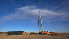 the workover rig (eDDie_TK) Tags: colorado energy weld oil co oilfield naturalgas weldcounty weldcountyco
