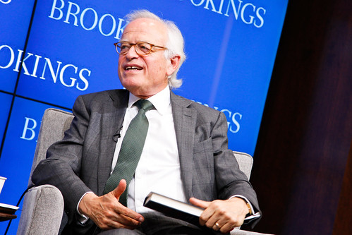 "Martin Indyk speaks at Brookings book launch: ""Putin's Crimean gamble: Russia, Ukraine, and the new Cold War"""