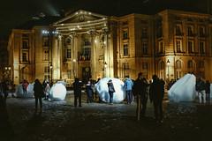 Mairie du 5me (gmouret92) Tags: paris ice night fuji pantheon greenland iceberg glace groenland x100t olafureliassonnuit