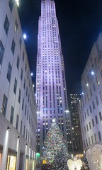 Christmas at Rockefeller Center (edenpictures) Tags: christmas rockefellercenter 30rock rcabuilding midtown manhattan newyorkcity nyc