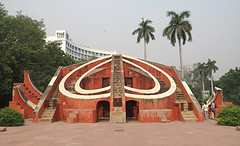 Jantar Mantar  (Mishra Yantra) (Mary Faith.) Tags: jantar mantar mishra yantra delhi astronomy india historic tourism monument protected famous time instrument