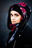Jamilah - Portrait of a stranger (Vijay Britto Photography) Tags: hijab beautifullady 100strangers portraits naturallight outdoorportraits eyes dark nikon d750 85mm smile intense