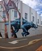 TOOWOOMBA STREET ART HAND HELD 4 SHOT STITICH (16th man) Tags: toowoomba streetart graffiti canon eos eos5dmkiv australia qld queensland