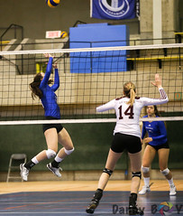 Women University volleyball - Montreal Carabins vs Ottawa Gee-Gees (Danny VB) Tags: carabins volleyball women montreal dannyboy