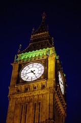Big Ben - Londres (FGuillou) Tags: londres london night nuit 伦敦 clock light bigben édifice monument
