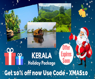 Get the Best Deals for Kerala with Backwater Cruise, Desert Safari, Luxury Hotels & Pick-Drop!