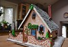 Christmas Storybook home! (ineedathis,The older I get the more fun I have....) Tags: storybookhome 2016gingerbreadhouse snowman frontgate frontentrance atticeyewindow logs logsplittier axe steppingstones fence stonefence window decor slate lightposts heart ivyclimber carrot stones eave roof royalicing buttons bricks coal gingerbreadhouse christmas christmastree snow flowers miniature sugarwork gum paste modeling baking nikond750 closeup ivy glitter fairytalecottage