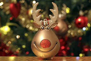 May Your Christmas Be Full Of Smiles
