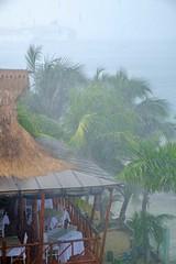 20170101 020 Cozumel Blue Angel Rain Squall (scottdm) Tags: 2017 blueangelresort cozumel january mexico northamerica quintanaroo rain squall storm travel winter sanmigueldecozumel mx