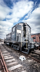 DSC02145 (jebster2000) Tags: train t vintage history museum railroad tracks hdr sonya7rii zeiss batis