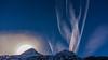 The Blizzards Come (migajiro) Tags: migajiro sony nex7 sel18200 blizzard ventisca sky cielo blue azul mountain montaña benasque llanosdelhospital