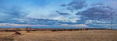 Christmas Sunset (Anthony Kernich Photo) Tags: adelaide adelaideplains southaustralia sa australia christmas sunset cloud sky colour sun wow nice beautiful stunning xmas freeling farm country paddock landscape panorama panoramic scene blue olympusem10 olympus olympusomd sundown farmland flickrheroes