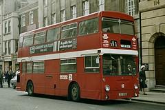 JGU265K City of Oxford 991 St Aldates (jc_snapper) Tags: londontransport dms metrocammell daimler daimlerfleetline fleetline oxford cityofoxford staldates jgu265k dms1265