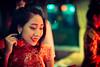 Mona Lounge (Jon Siegel) Tags: nikon d750 sigma 50mm 14 sigma50mmf14art sigma50mm sigmalens woman girl beautiful smiling smile fashion cheongsam asian asia chinatown singapore singaporean sumyitai monalounge lounge bar restaurant night evening cinematography cinematic wongkarwai