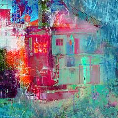 Demolition (Lemon~art) Tags: demolition house lost hopes dreams texture manipulation old destroy makingwayfornew home