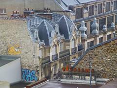 Mon Paris. (caramoul25) Tags: paris toits chat façades caramoul25 cheminées pipes