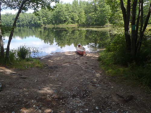 Pickerel Pond - www.amazingfishametric.com